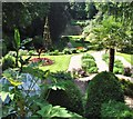 TG2208 : The Plantation Garden - view from the bridge by Evelyn Simak