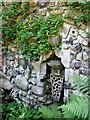 TG2208 : The Plantation Garden - Italianate terraces (detail) by Evelyn Simak