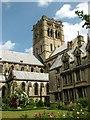 TG2208 : St John's Catholic Cathedral by Evelyn Simak
