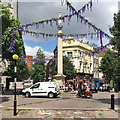 TQ3081 : Seven Dials from Monmouth Street : Week 24