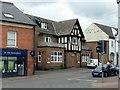 SK4837 : The Feathers Tavern, Church Street, Stapleford by Alan Murray-Rust