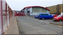 HU4642 : Lerwick ferry terminal by Gordon Brown