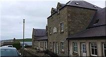 HU4841 : Anderson Widows' Homes by Gordon Brown