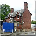 SK4937 : School house at St John's Primary School by Alan Murray-Rust