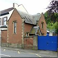SK4937 : House at St John's Primary School by Alan Murray-Rust