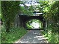 SD4463 : Westgate bridge by Stephen Craven