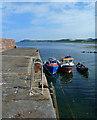 NX0883 : Ballantrae Harbour Again : Week 24
