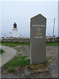ND2076 : Dunnet Head by Anne Burgess