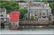 HY2508 : Old Lifeboat Station by Anne Burgess