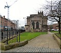 SJ8398 : Church of the Sacred Trinity by Gerald England