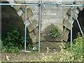 SK4927 : Kegworth Bridge – detail by Alan Murray-Rust
