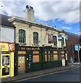 TQ5473 : The Two Brewers, Dartford by Chris Whippet