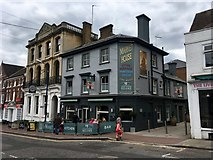 TQ7555 : Market House, Maidstone by Chris Whippet