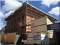 SP3165 : New building under construction, Bedford Street, Royal Leamington Spa by Robin Stott