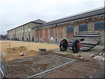 SU1484 : Steam Museum - Swindon by Chris Allen