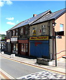 ST1599 : May Flower in Bargoed by Jaggery