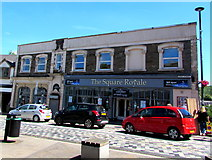 ST1599 : The Square Royale in Bargoed by Jaggery