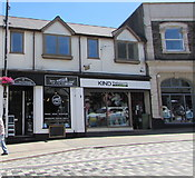 ST1599 : Kind Thoughts in Bargoed by Jaggery