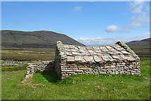 ND2099 : Traditional Building by Anne Burgess