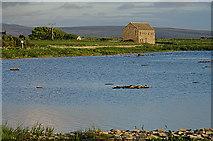 HY2919 : Loch of Harray by Anne Burgess