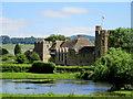 SO4381 : Stokesay Castle : Week 25