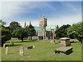 TG5208 : Great Yarmouth St. Nicholas Minster : Week 26
