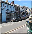 ST1599 : Conti Fish & Chips shop, Upper High Street, Bargoed by Jaggery