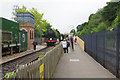 TQ3838 : East Grinstead Bluebell Railway Station by Stephen McKay