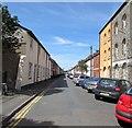 ST3187 : On-street parking, Dolphin Street, Newport by Jaggery