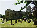 SU0091 : St Leonard's Church, Upper Minety, Malmesbury by Brian Robert Marshall