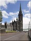 W7966 : St Colman's Cathedral, Cobh by David Dixon