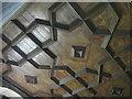 NS9880 : Kinneil House ceiling by M J Richardson