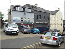 H4472 : Midas Touch Therapy / Burger Bistro, Omagh by Kenneth  Allen