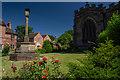SK3616 : St Helen's Church, Ashby : Week 26