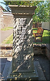 ST0310 : Williand: war memorial - 2 by Martin Bodman
