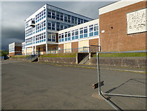NS2059 : Former Largs Academy by Thomas Nugent