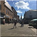 SK3871 : Market Place by David Lally