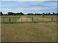 SU1815 : Godshill Cricket Pitch by John M