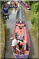 SP5465 : 'Beaulieu' at Braunston Historic Narrowboat Rally by Stephen McKay