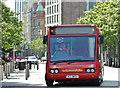 J3474 : City Tours Optare Solo, Belfast (June 2018) by Albert Bridge
