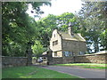 NZ6116 : Lodge at the entrance to Gisborough Hall by John Slater