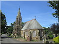NZ6117 : Cemetery Chapel, Guisborough by John Slater