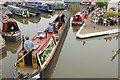 SP5365 : 'Renfrew' at Braunston Historic Narrowboat Rally by Stephen McKay
