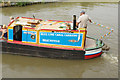SP5465 : 'Nutfield' at Braunston Historic Narrowboat Rally by Stephen McKay