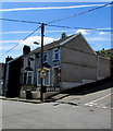 SO1400 : Wires over a Bargoed corner by Jaggery