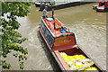 SP5465 : 'Bletchley' at Braunston Historic Narrowboat Rally by Stephen McKay