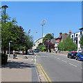 SK5837 : West Bridgford: a hot day on Bridgford Road by John Sutton