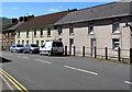 ST2192 : Roadside houses, Pontywaun by Jaggery