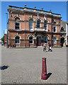 SK4641 : Ilkeston Town Hall by John Sutton