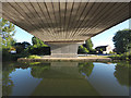 TA0439 : Underneath the A1174 Bridge : Week 26